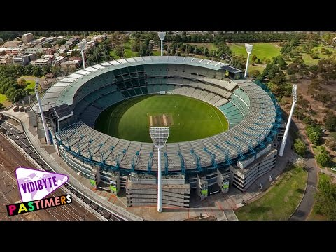 Top 10 Biggest Cricket Stadiums In the World 2016 || Pastimers