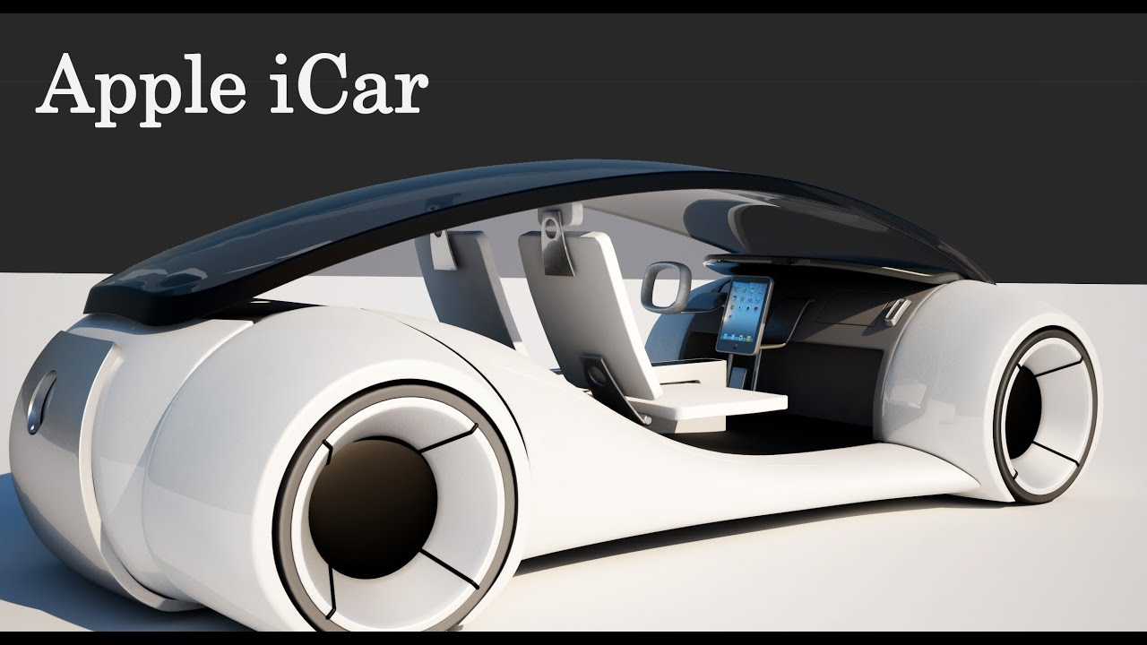 Apple Car New Icar Design Concept Youtube
