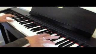 Ell & Nikki - Running Scared (Eurovision piano cover Azerbaijan 2011)