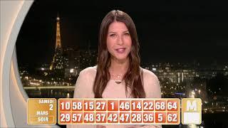 Tirage du soir Keno gagnant à vie® du 02 mars 2019 - Résultat officiel - FDJ