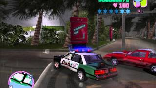 Grand Theft Auto: Vice City Funny Moments and Fails!
