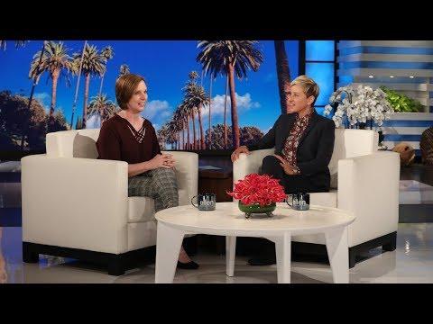 Ellen Meets Powerball Winner and Single Mom Lerynne West