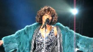 Whitney Houston, I didn´t know my Own Strength - Moscow