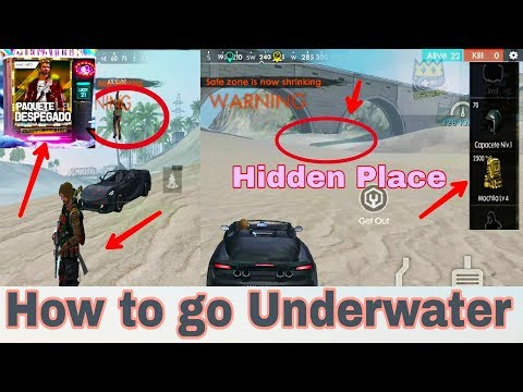 Underwater New Bug | New Lv4 Bag Pack | New character ability Review By || GSK|| 🇮🇳[Hind