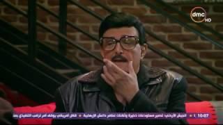 سمير غانم يرد على سؤال بيومي فؤاد: 'عمرك خنت دلال عبد العزيز؟' (فيديو)