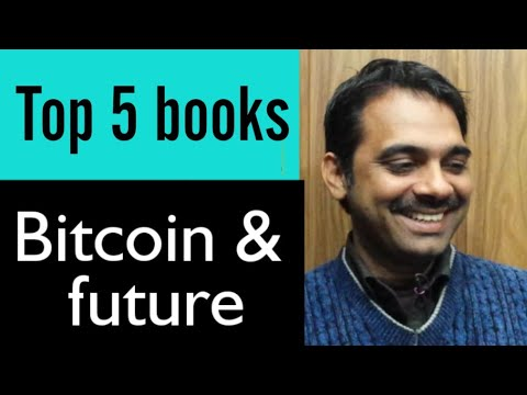 Top 5 Books On Bitcoin And  Future Industries | Innovation Books  | Industries Of The Future |