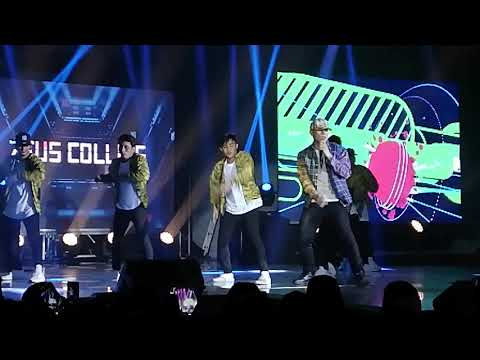 HAYPA - ZEUS COLLINS (The Dance Machine Concert)