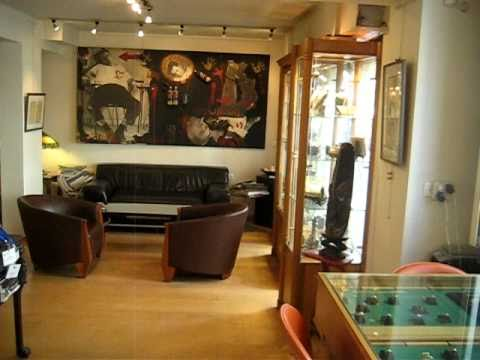 Muki Zamir Gallery Antiques and Jewellery in Tel Aviv