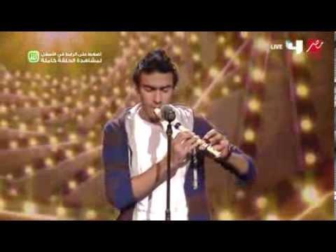 Medhat Mamdouh-Amazing talent in Arabs got Talents S3