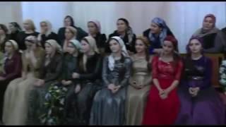 Чеченская Свадьба племянника Рамзана Кадырова