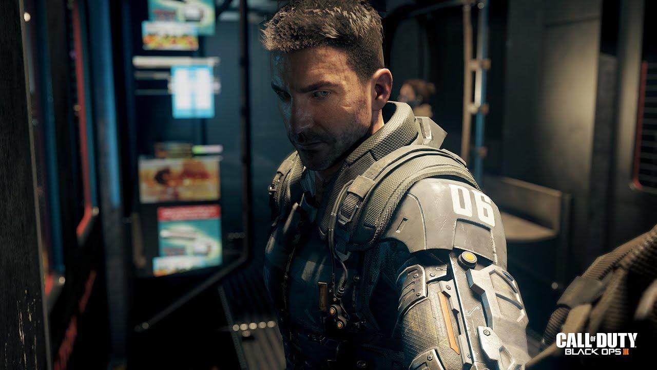 Trailer Oficial Call of Duty Black Ops III [Español HD 1080p]