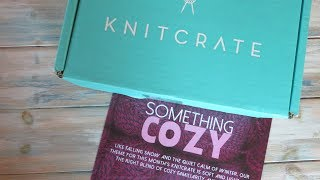 Another unboxing today with KnitCrate! I was lucky enough to get my hands on one of these monthly yarny subscription boxes this time for November. See what was hidden inside. Learn more about...