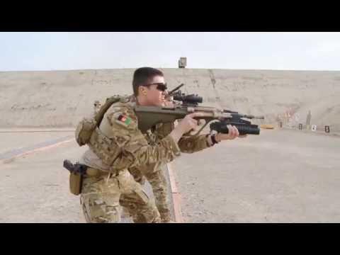 ADF Kandahar Range Shoot