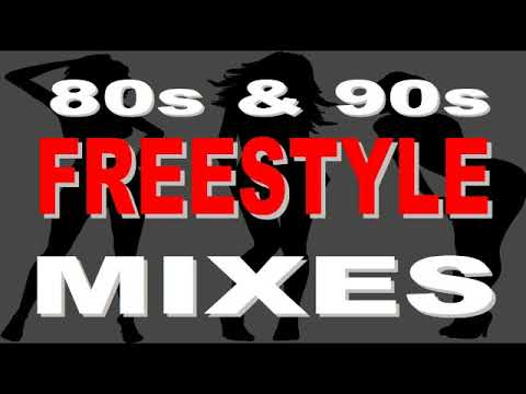 80s & 90s Freestyle Mixes - (DJ Paul S)