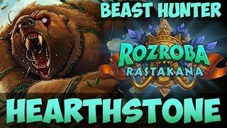 Hearthstone: Łowca - Midrange Beast Hunter RR (Standard / Talia)