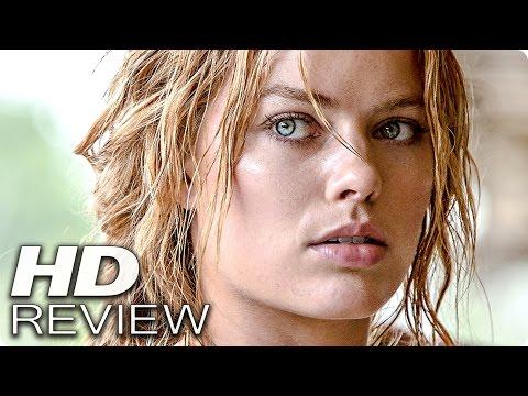 LEGEND OF TARZAN Kritik Review & Trailer Deutsch German (2016)