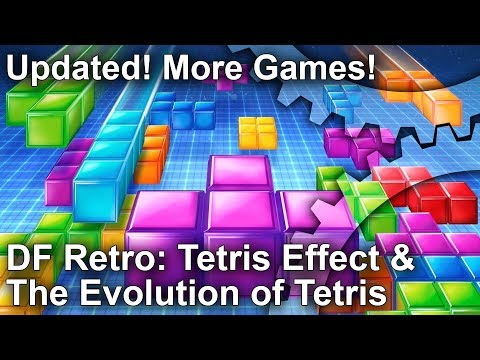 DF Retro: Tetris!