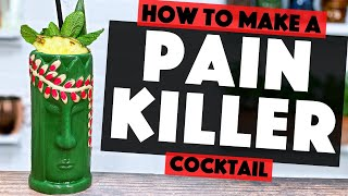 Painkiller Cocktail Recipe | Check Out This Awesome Tiki Cocktail!