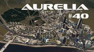 Cinematic Showcase - Cities: Skylines - Aurelia #40
