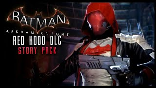 Batman Arkham Knight: Red Hood Story Pack
