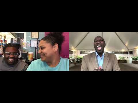 EXCLUSIVE- Daddy's Girls Bakery owners Nate and Chasity Brown  interview- Quintin's Close-Ups™