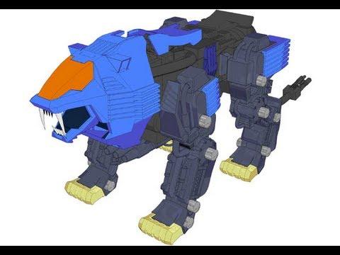 Zoids ซอยด์ หุ่นรบไดโนเสาร์ ภาค1 ตอน 2