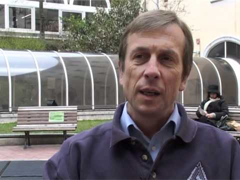 Interview med Kevin Warwick