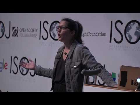 ISOJ 2017 - Keynote - Melissa Bell