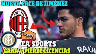 Nuevo Rostro Licenciado de Raúl Jiménez FIFA 21 / EA SPORTS Pierde y Gana Licencias para FIFA 21