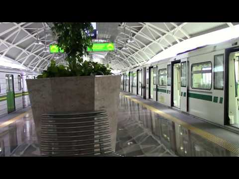 Metro Sofia - Sofia Subway - U-Bahn Sofia