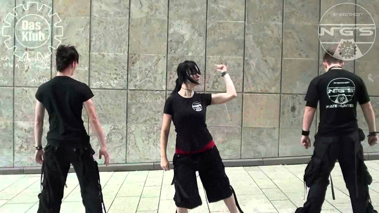 Download 2#Place - DasKlub Contest 2011 - Next Generation Society [NGS] Industrial Dance