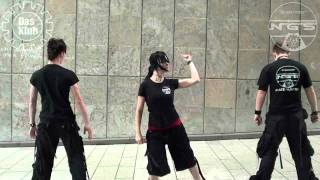 2#Place - DasKlub Contest 2011 - Next Generation Society [NGS] Industrial Dance