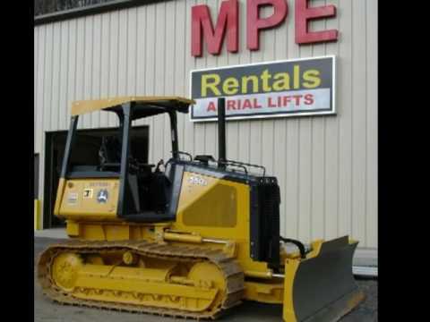 MPE Equipment Rentals
