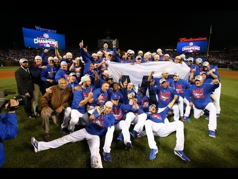 Chicago Cubs 2016 NL Champions | Postseason Highlights | Hype Video