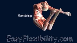 How to C Jump/ C Leap Dance Muscle Anatomy EasyFlexibility