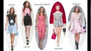 Spring Summer 2014 Top 10 Fashion Trends Thumbnail