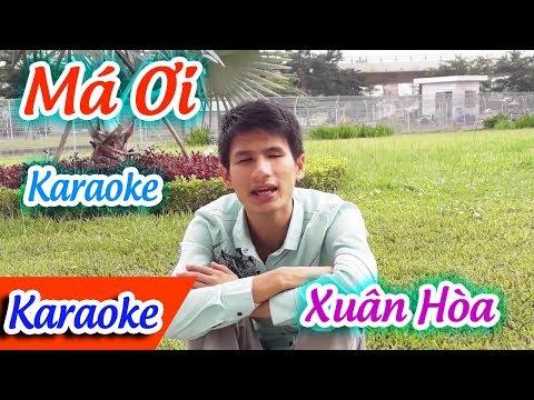 Má Ơi Karaoke Xuân Hòa    Tân Cổ Trích Đoạn Karaoke Beat.