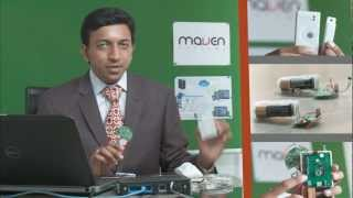 Texas Instruments India-TI  MCU Design Contest 2012-Maven-Wireless Security Hub