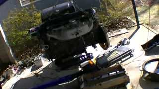 jeep wj 6 cyl motor swap part 2 3