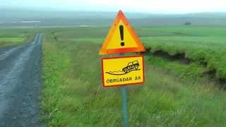 ICELAND sprengisandur (f26) (hd-video)