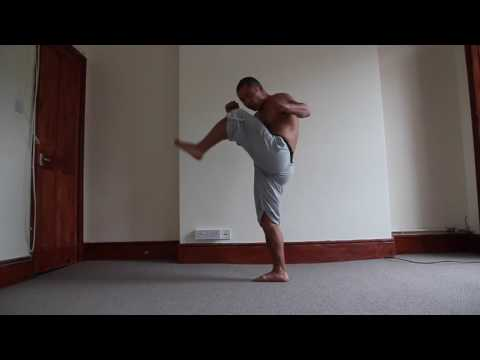 Shaolin Temple Workout In Your Living Room