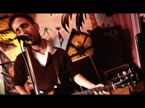 Isadora - Come On Back (Last.fm Sessions)