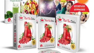 The Red Tea Detox Review - How to lose 40 pounds in 1 month without exercise?