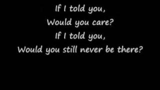 If I told you - Plain White T