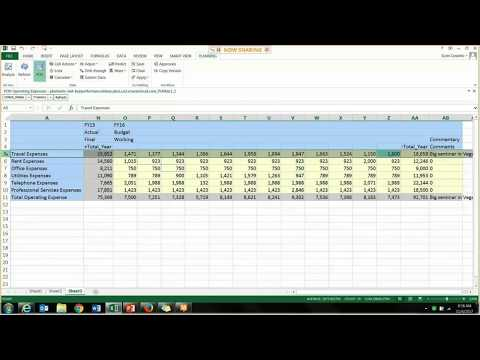 Oracle Enterprise Planning and Budgeting Cloud Service (EPBCS) Demonstration