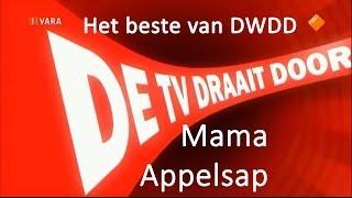 De TV draait door - Mama Appelsap