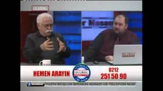 Levent Kırca Fatih Altaylı'yı mat edişinin sırlarını Ulusal Kanal'da anlattı
