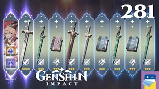 Genshin Impact: iOS/Android Gameplay Walkthrough Part 281 (by miHoYo)