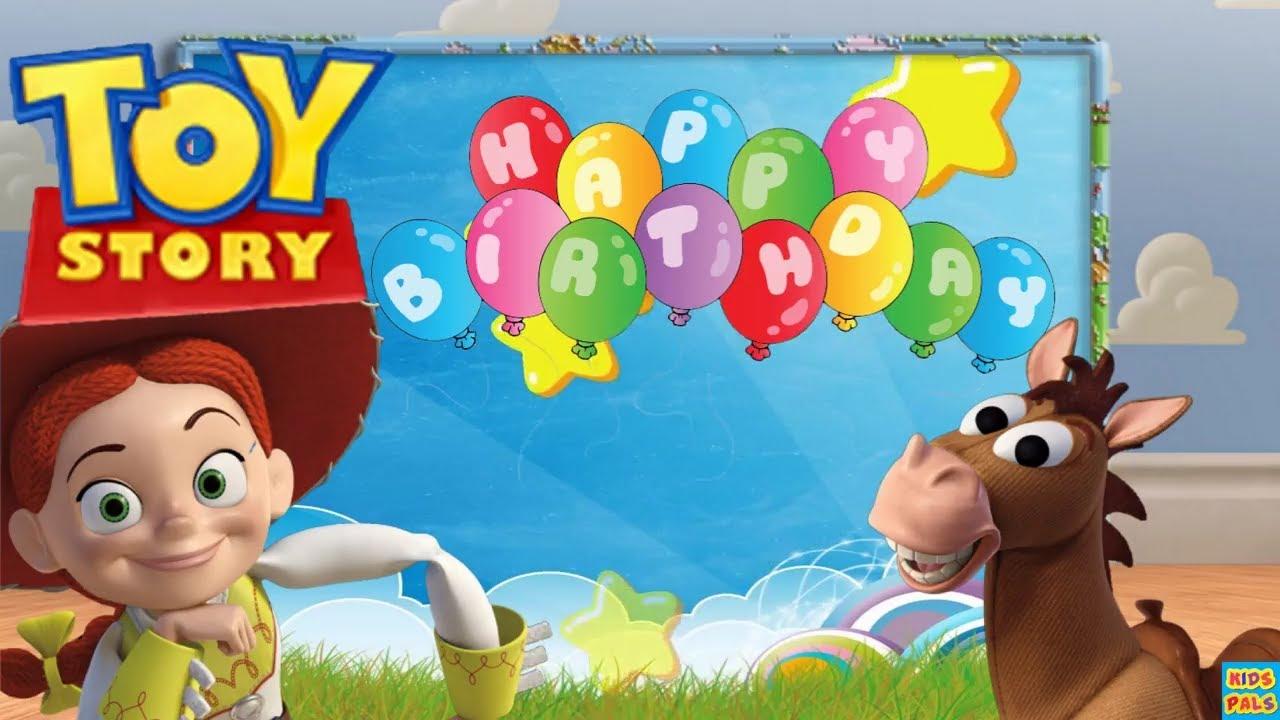 Toy Story birthday Happy Birthday Song Happy birthday song for