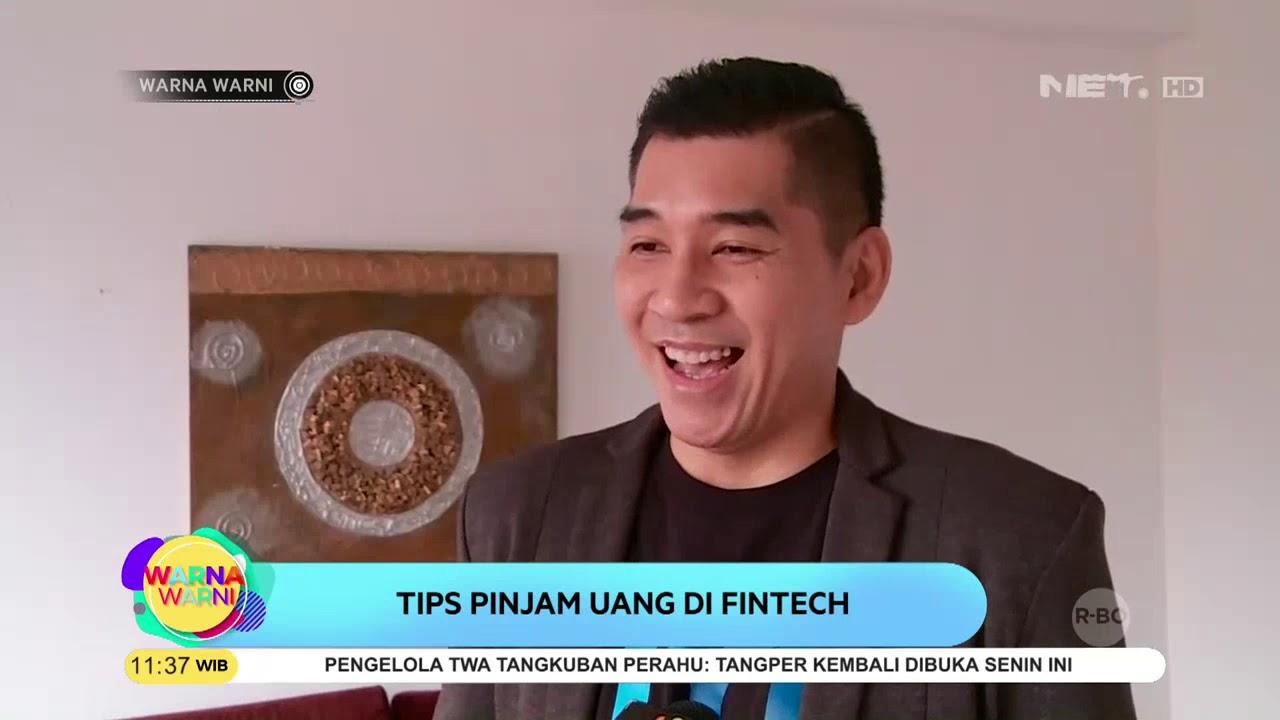 Tips Pinjam Uang Di Fintech - Warna Warni - YouTube